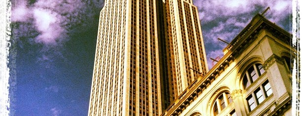 Empire State Building is one of Dream Destinations.
