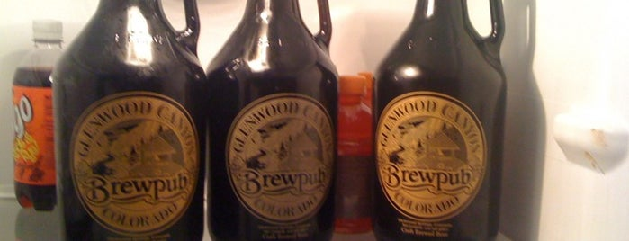 Glenwood Canyon Brewing Company is one of Colorado Microbreweries.