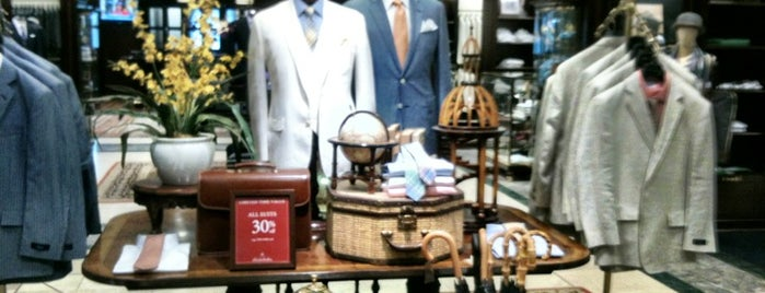 Brooks Brothers is one of 2012 - New York.