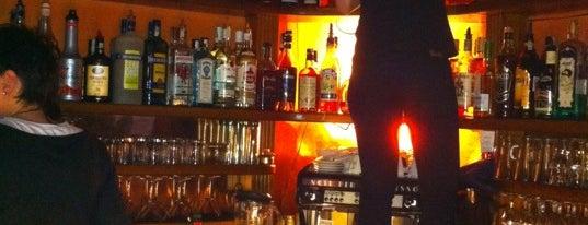 Milá tchýně is one of prazsky bary / bars in prague.