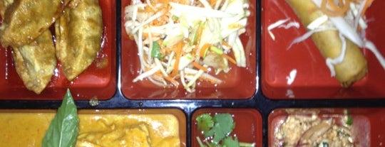 Burapa Thai is one of Food & Drinks.