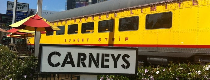 Carney's is one of Los Angeles Restaurants.