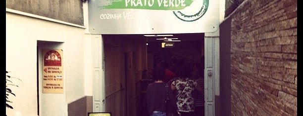 Prato Verde is one of Saudáveis & Deliciosos.