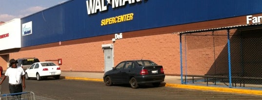 Walmart is one of Off trade Qro.