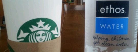 Starbucks is one of Frequent.