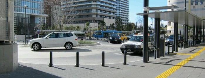 横須賀線小杉駅 (市バス 臨港バス 東急バス) is one of 武蔵小杉再開発地区.