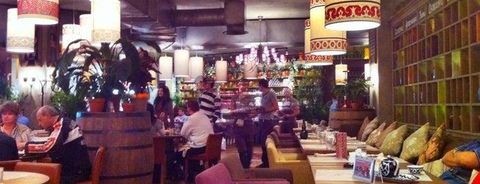 Баклажан is one of По ресторанам!.