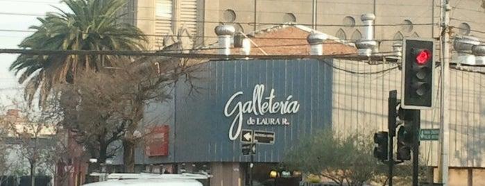 Galleteria de Laura R is one of Love eat!.