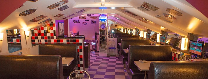 Frendy's Diner is one of Cafes & Restaurants ($$).
