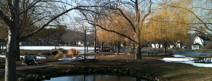 Heckscher Park is one of Everything Long Island.
