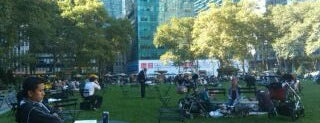 Bryant Park is one of Tourist Tips: Manhattan in a Day.