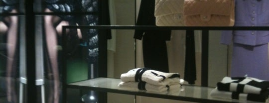 Chanel is one of Amsterdam.