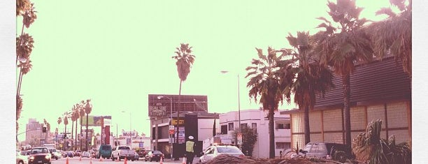 Sunset Boulevard is one of Must Visit - LA.