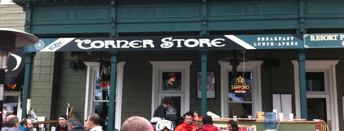 Corner Store Pub & Grill is one of Park city.