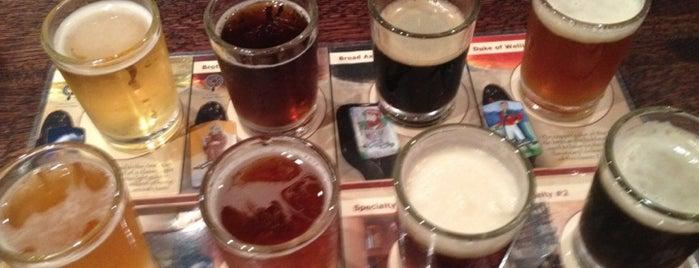 Granite City Food & Brewery is one of Breweries to Visit.