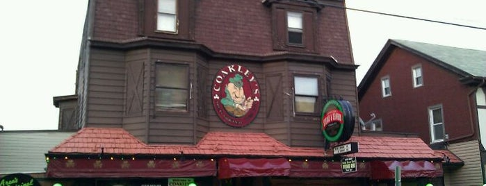 Coakley's Irish Pub is one of Pubs Breweries and Restaurants.