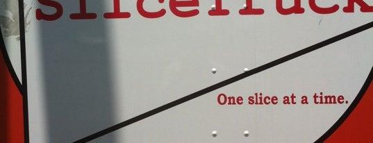 Slice Truck is one of Best LA Food Trucks.