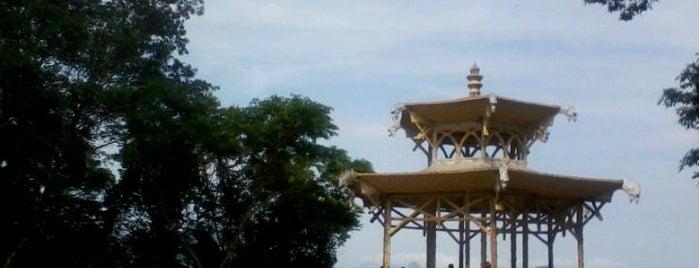 Vista Chinesa is one of Passeios.