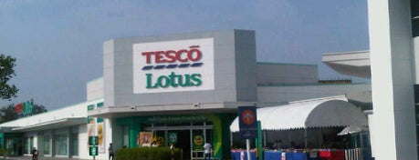 Tesco Lotus is one of Top picks for Food and Drink Shops.