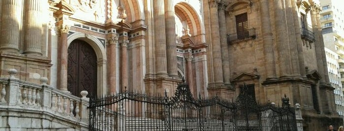 Plaza del Obispo is one of Málaga #4sqCities.