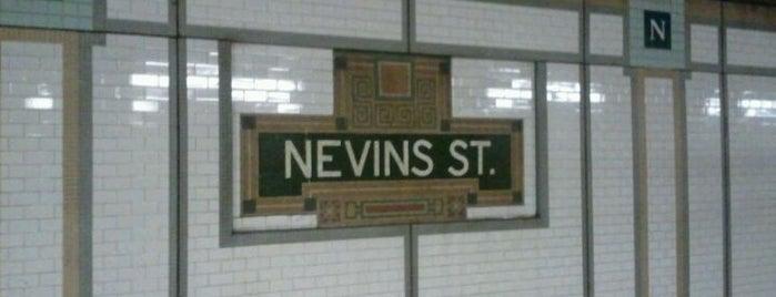 MTA Subway - Nevins St (2/3/4/5) is one of NYC Subways 4/5/6.