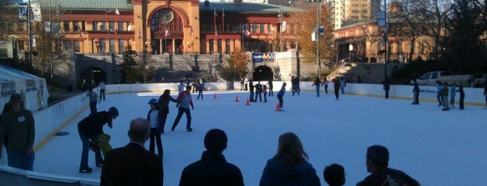 Bank of America Skating Center is one of Favorites-Providence.