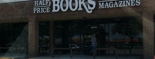Half Price Books is one of Metroplex.