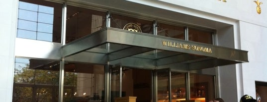 Williams-Sonoma is one of New York.