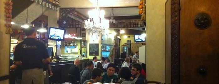 Tribunal Bar & Restaurante is one of Lugares que recomendo - SP.