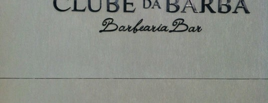 Clube da Barba is one of *****Beta Clube*****.