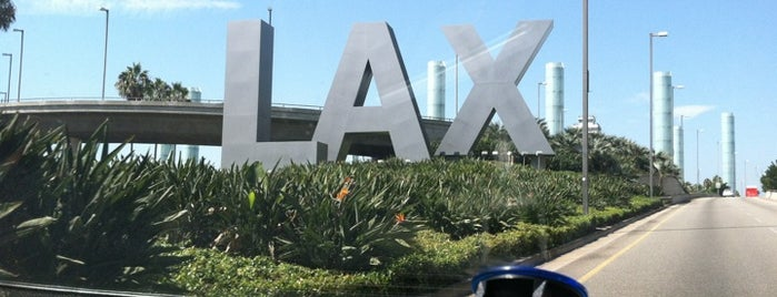 Los Angeles International Airport (LAX) is one of Great Venues To Visit....