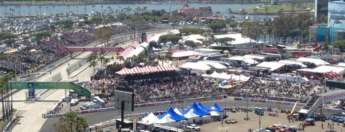 Long Beach Grand Prix is one of Lover time.