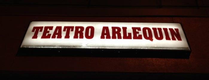 Teatro Arlequín is one of Favorite.