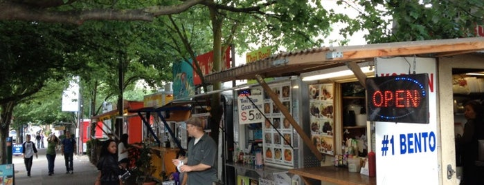 Alder Food Carts is one of Oregon.