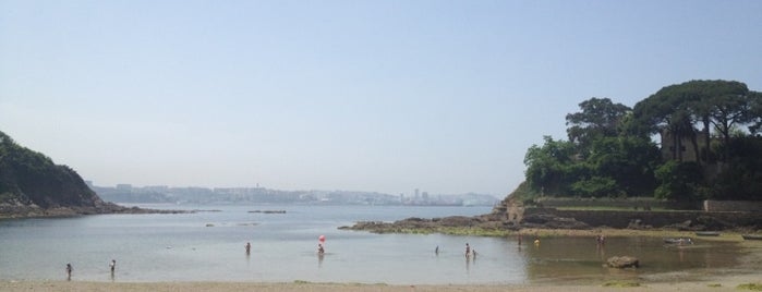 Praia de Santa Cruz is one of recuperar alcaldias ROBADAS por el muñeco.