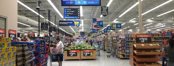 Walmart Supercenter is one of Claremore.