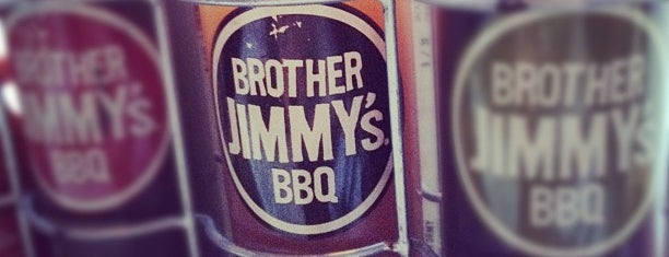 Brother Jimmy's BBQ is one of Favorite Restaurant in NYC PT.2.