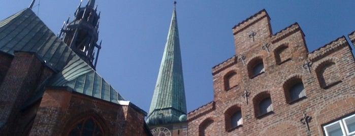 St. Jakobi is one of Mein Deutschland.