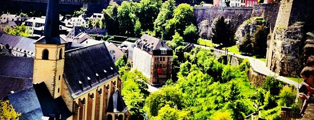 Luxembourg is one of Capital Cities of the World.