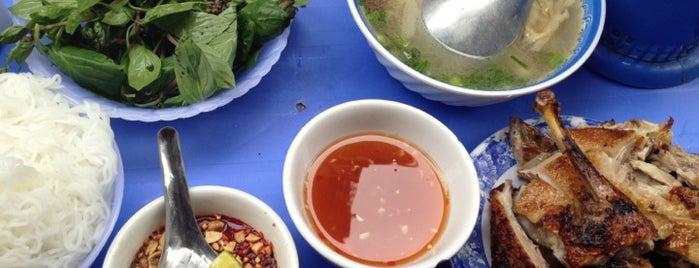 Vịt Nướng 73 Nam Ngư is one of ăn uống Hn.
