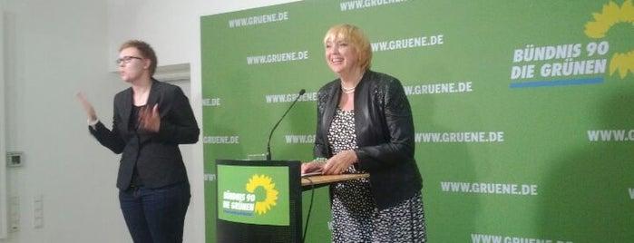 Bündnis 90/Die Grünen Bundesgeschäftsstelle is one of GRÜNE Liste.