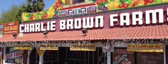 Charlie Brown Farms is one of Nikki Kreuzer's Offbeat L.A..
