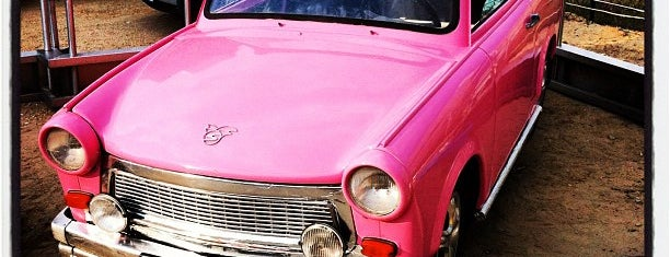 Trabi-Safari / Trabi-World is one of Things to do before you die!.