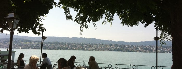 Romantik Seehotel Sonne is one of Approved Places in and around Zurich.