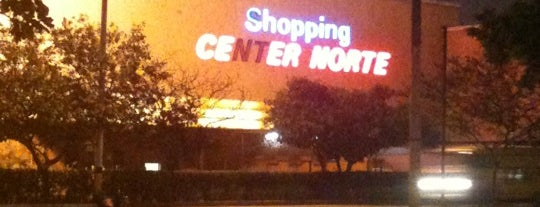 Shopping Center Norte is one of Shoppings Grande SP.