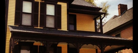 Martin Luther King Jr. Birth Home is one of Attractions.