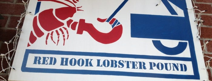 Red Hook Lobster Pound is one of Lobster Roll Quest NYC.