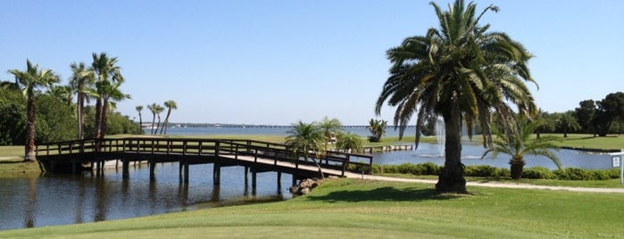 Cove Cay Country Club is one of Top 10 Golf Courses in Tampa Bay.