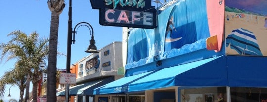 Splash Café Pismo Beach is one of 주변장소.