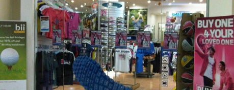 Planet Sports is one of Venue Of Mal Bali Galeria.